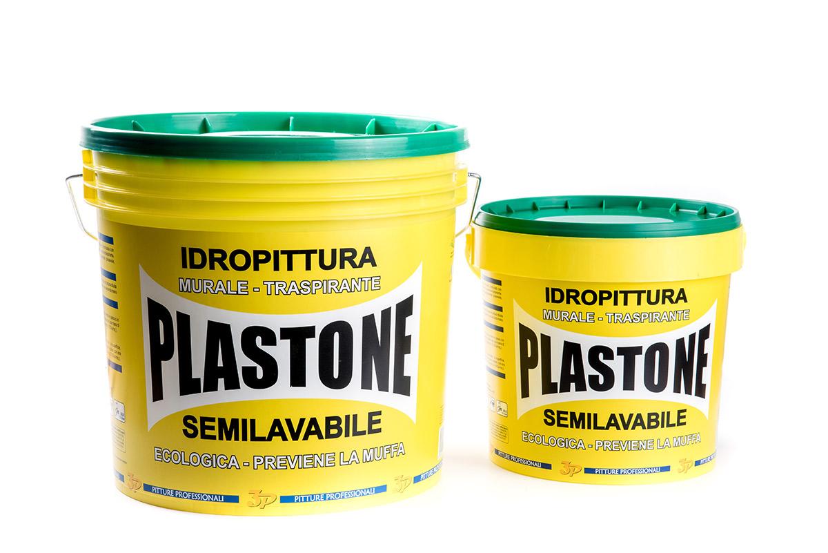 Pitture professionali 3p Plastone