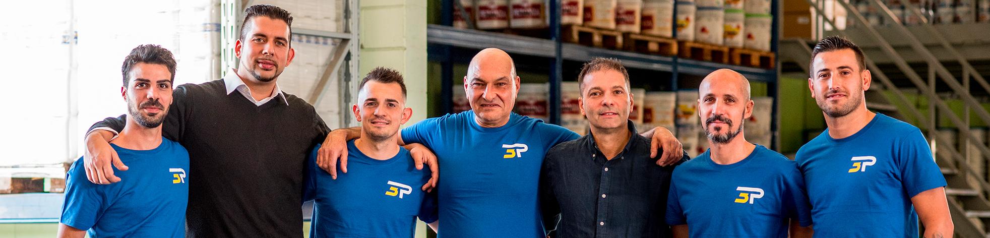 pitture professionali 3p fiano romano team