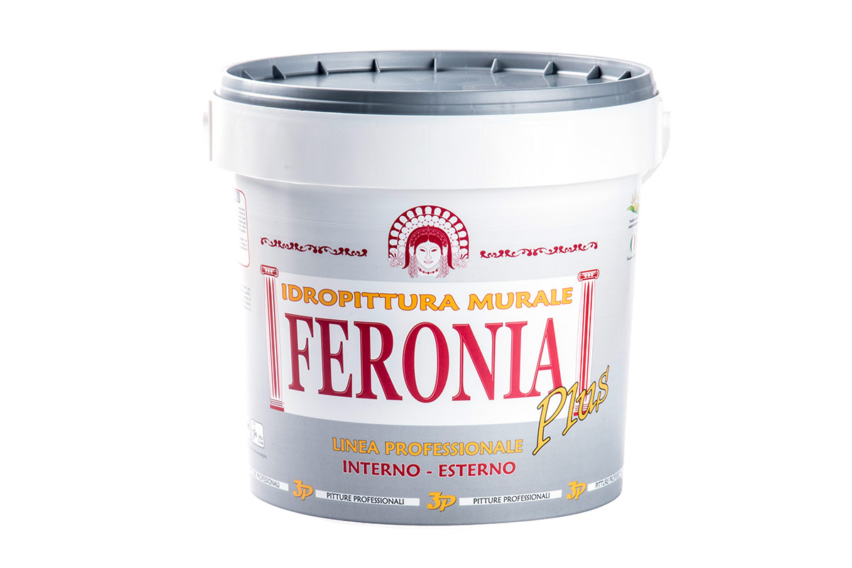 Pitture professionali 3p Quarzo Feronia 5