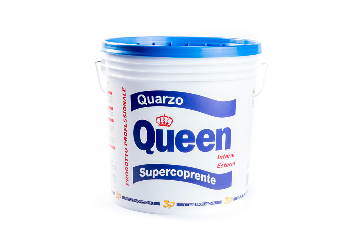 Pitture professionali 3p Quarzo Queen 1