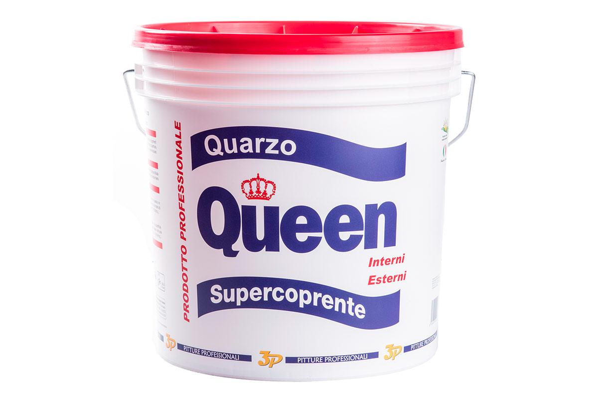 Pitture professionali 3p Quarzo Queen neutra 1