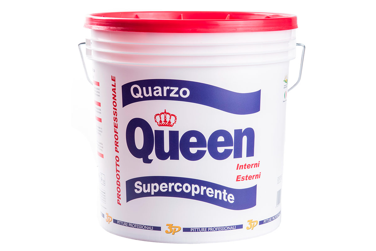 Pitture professionali 3p Quarzo Queen neutra 2