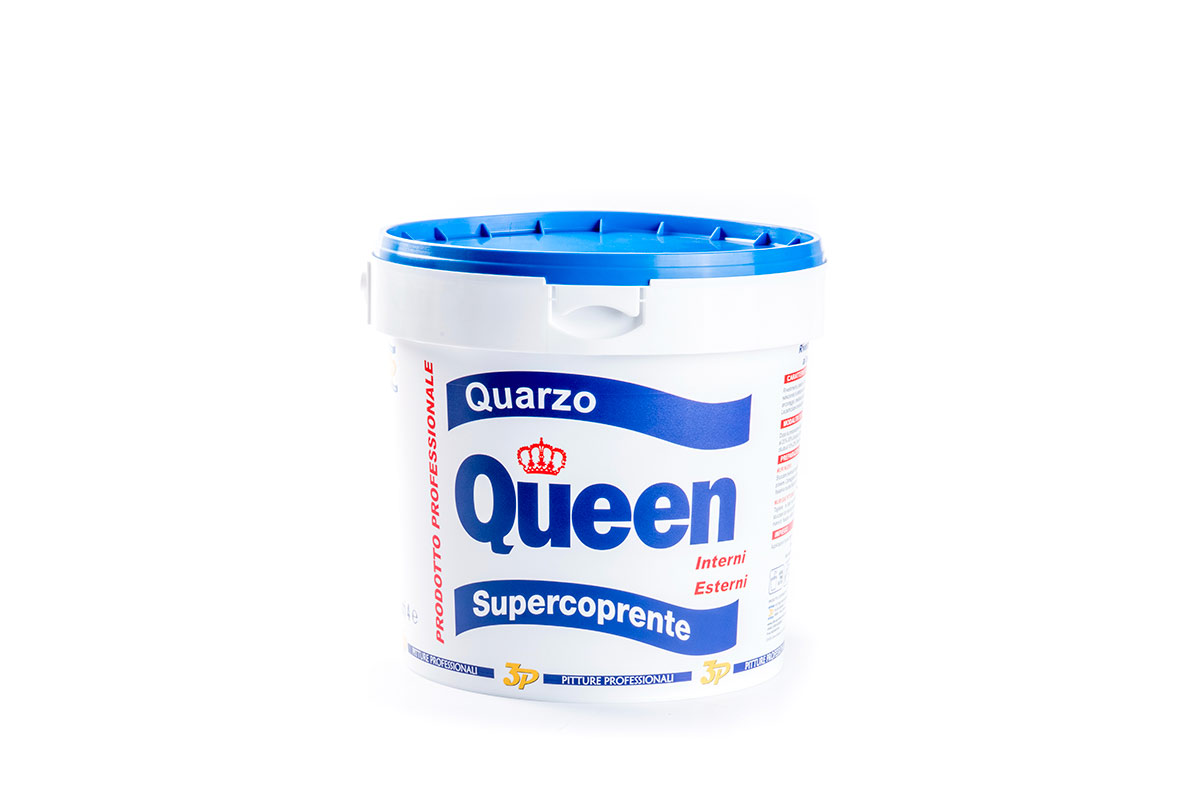 Pitture professionali 3p Quarzo Queen