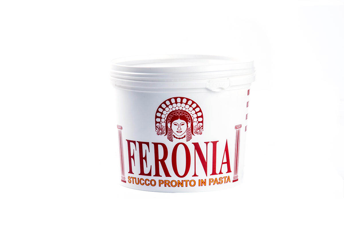 Pitture professionali 3p Stucco in pasta Feronia 1