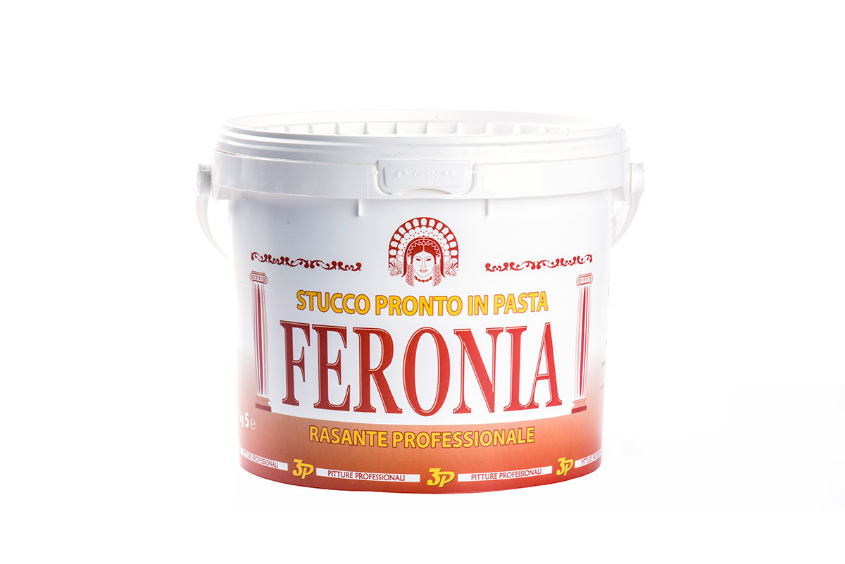 Pitture professionali 3p Stucco in pasta Feronia 5