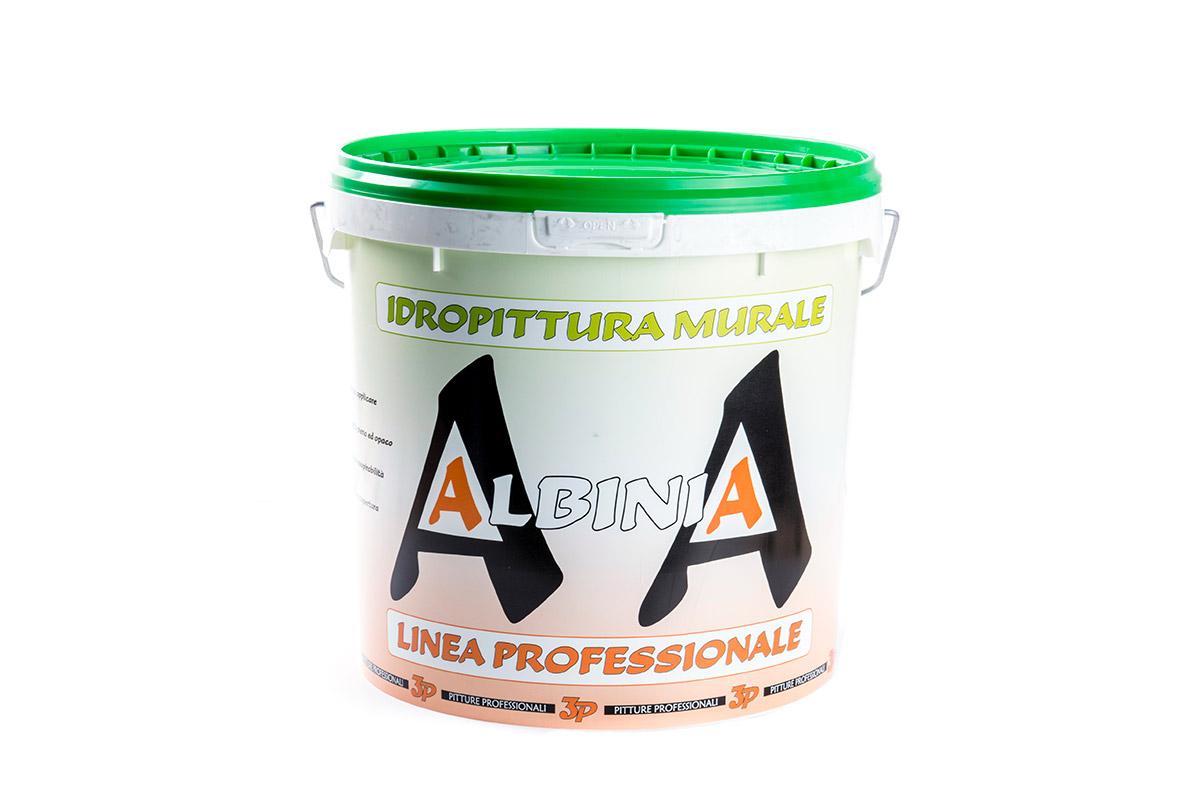 Pitture professionali 3p Traspirante Albinia