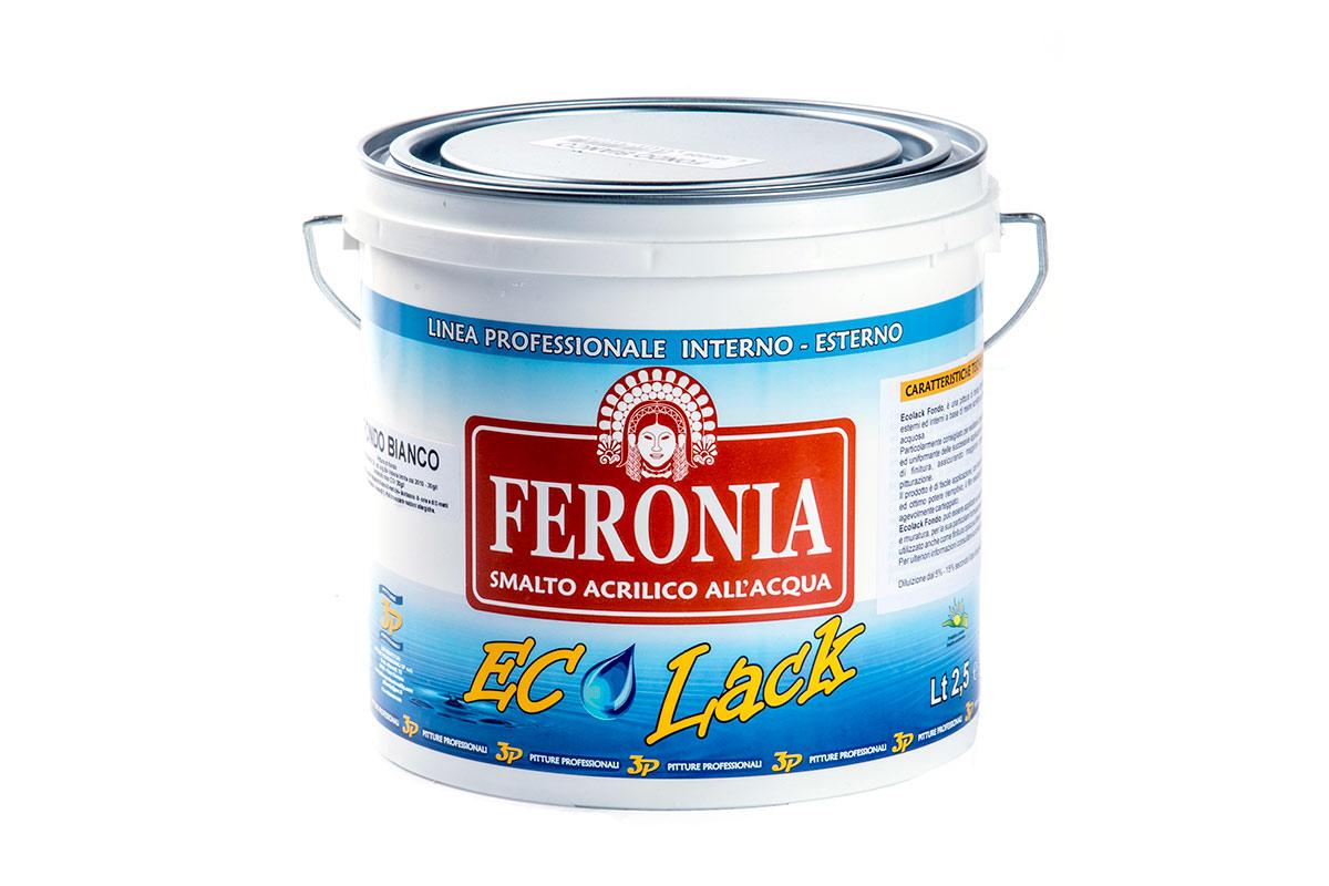 Pitture professionali 3p smalto ecolack 250