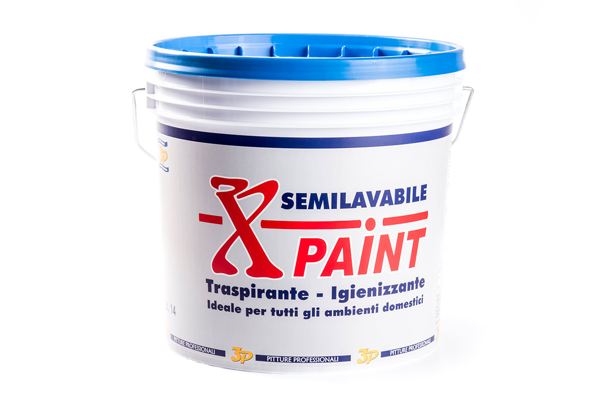 Pitture professionali 3p x paint 14