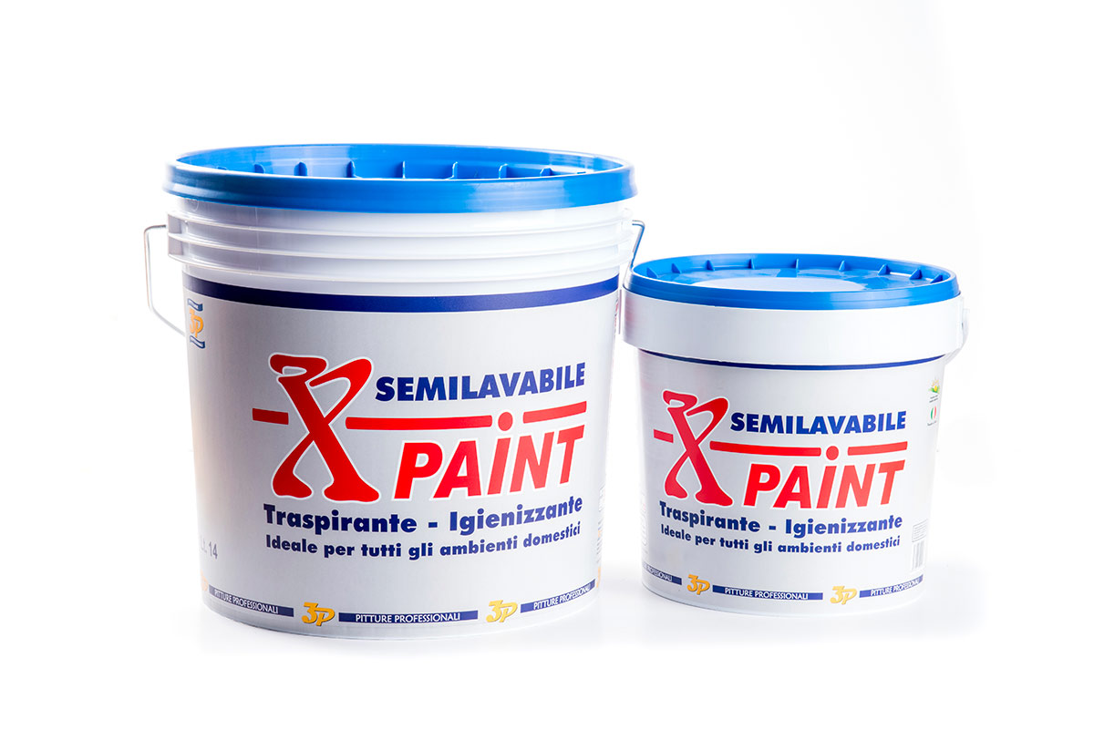 Pitture professionali 3p x paint all