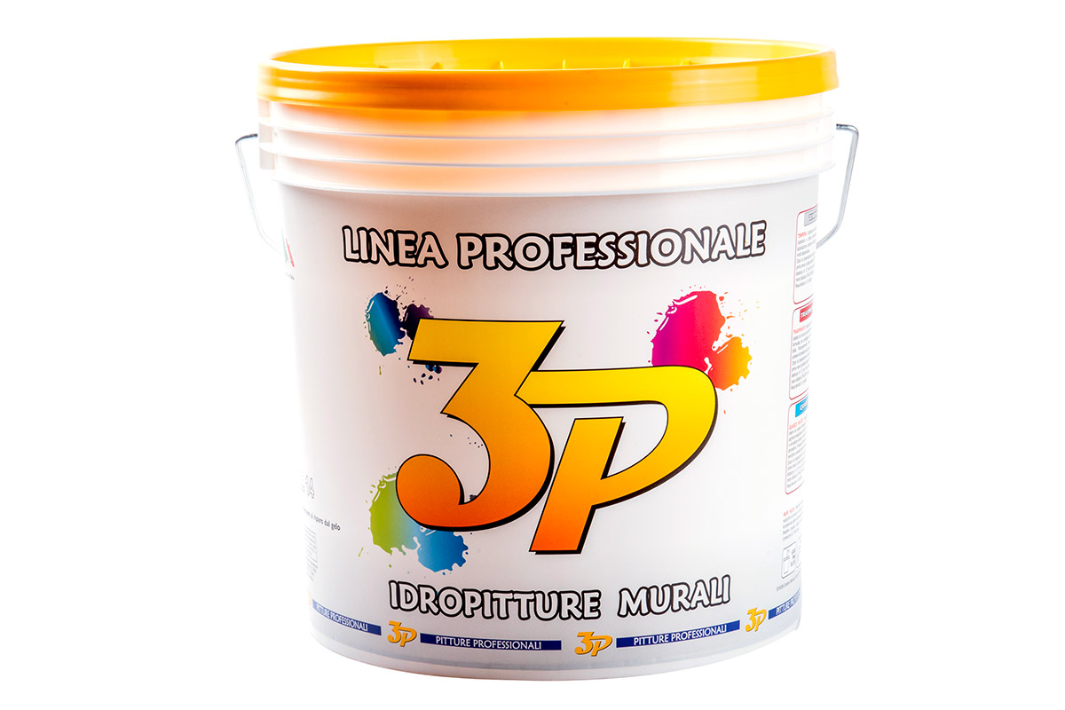 Pitture professionali 3p lavabile 3p 14