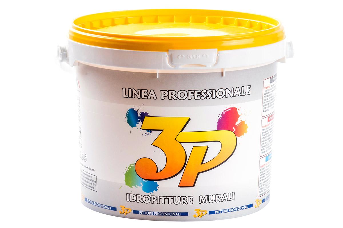 Pitture professionali 3p lavabile 3p 25