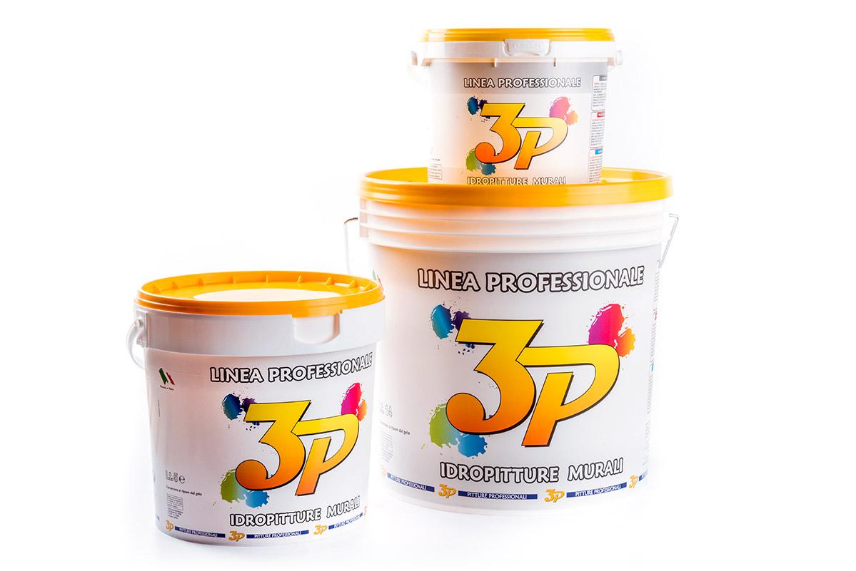 Pitture professionali 3p lavabile 3p all