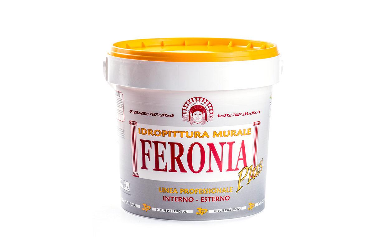 Pitture professionali 3p lavabile Feronia plus 5