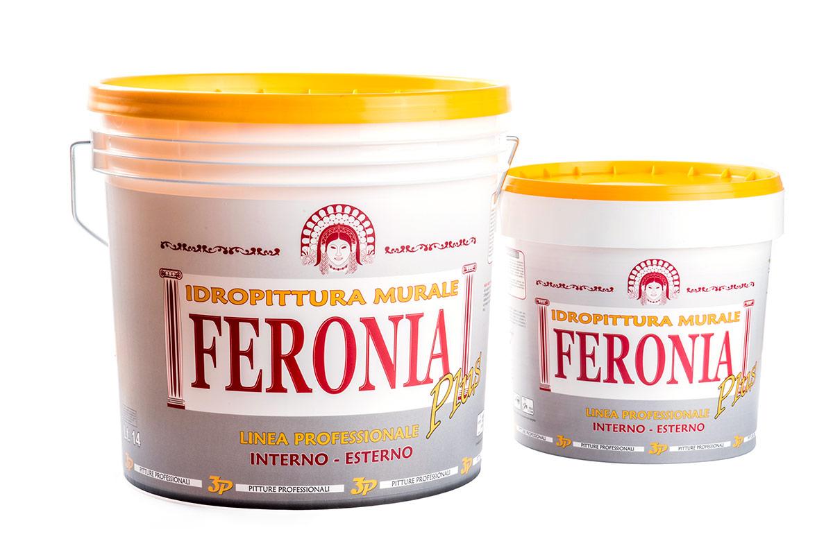 Pitture professionali 3p lavabile Feronia plus all