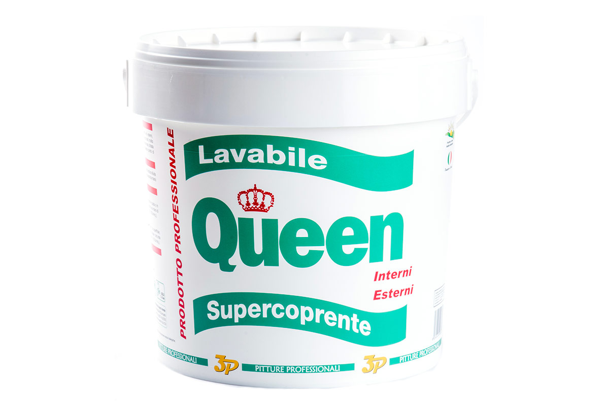 Pitture professionali 3p lavabile queen 5