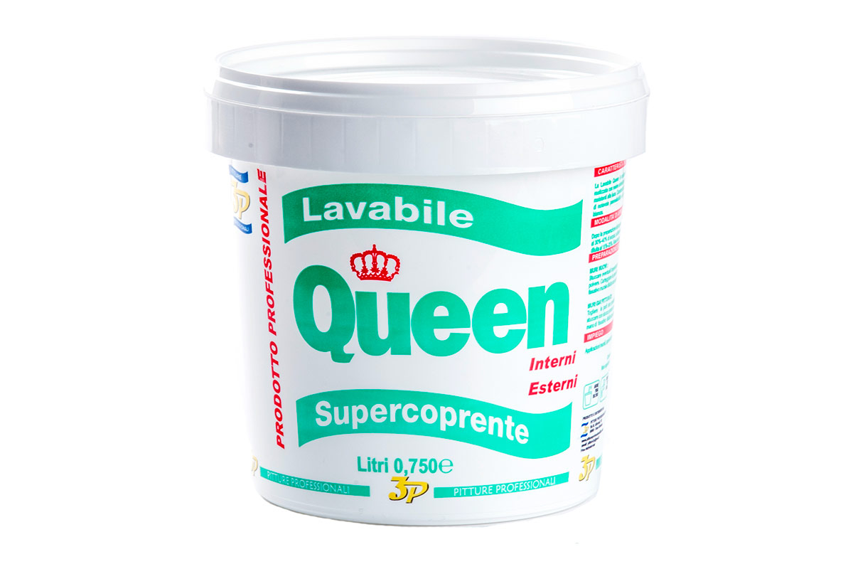 Pitture professionali 3p lavabile queen 75