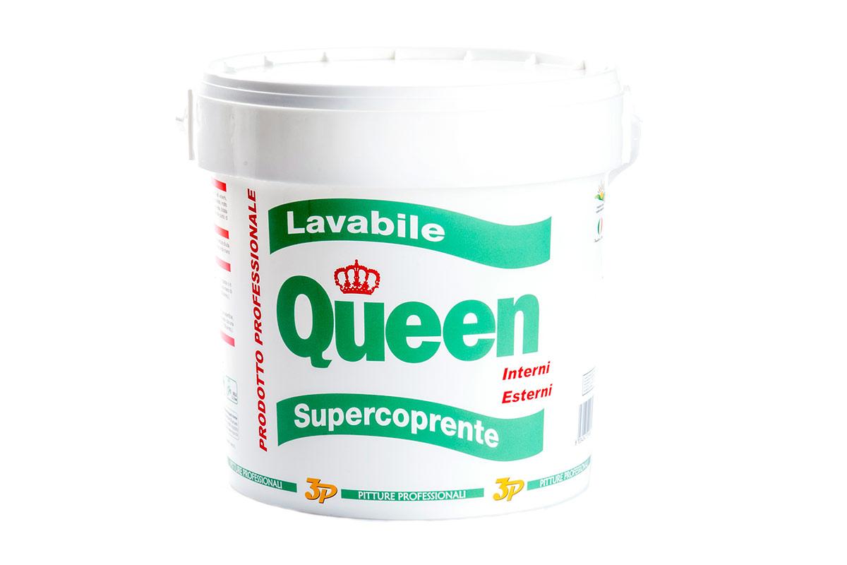 Pitture professionali 3p lavabile queen