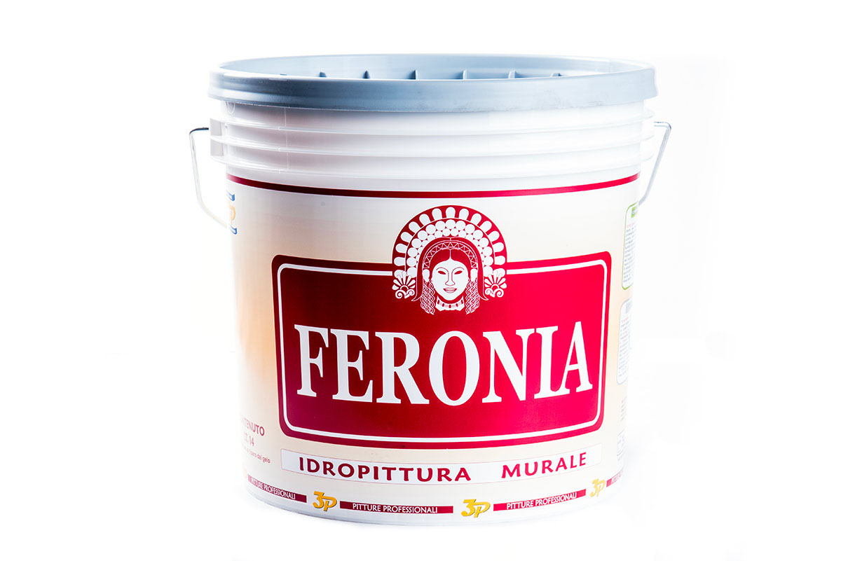 Pitture professionali 3p tempera feronia 14