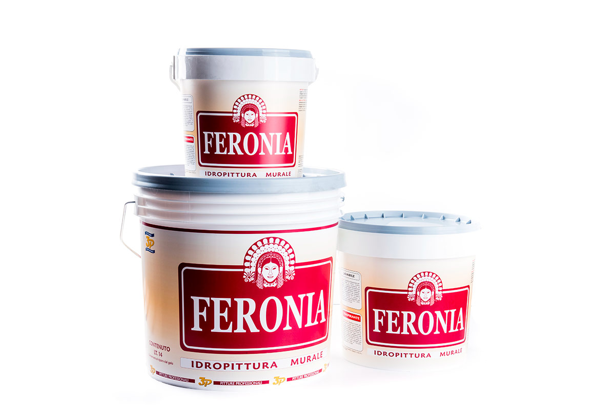 Pitture professionali 3p tempera feronia all