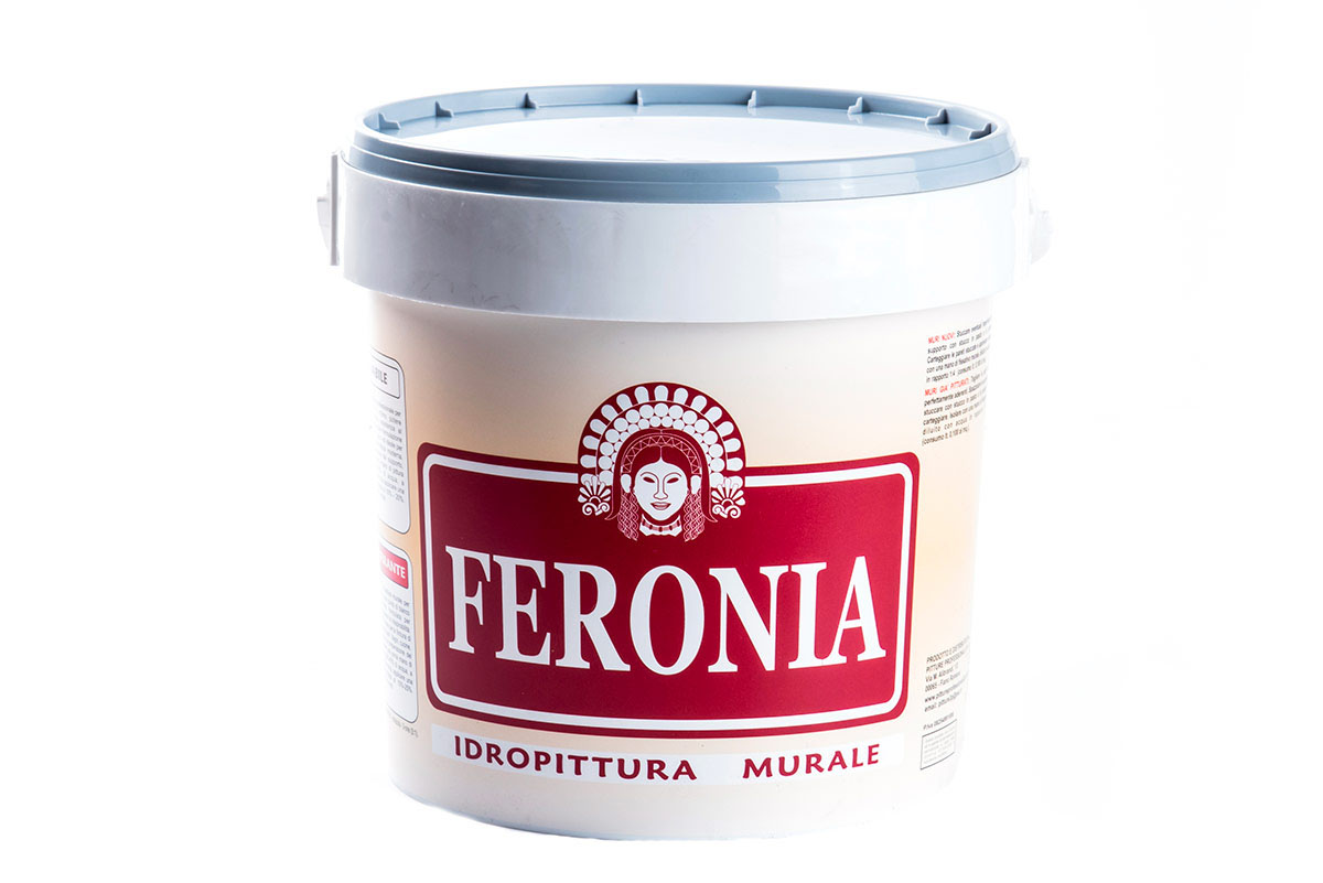 Pitture professionali 3p tempera feronia